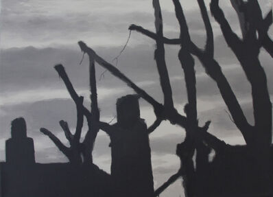 Stephen Skidmore, 'Untitled (Window Painting)', 2013-2015