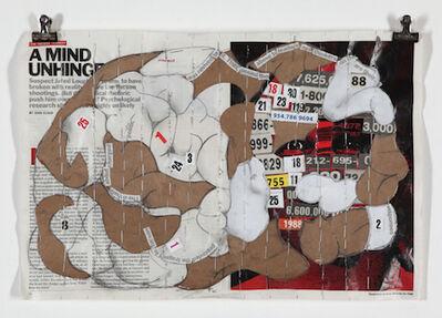 Miguel Angel Ríos, 'A Mind Unhinged', 2011