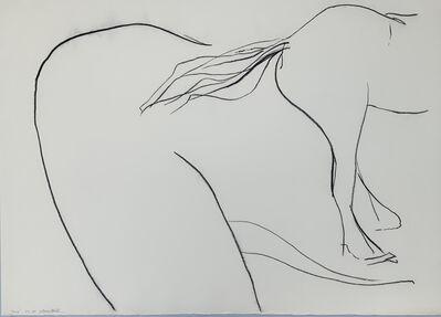 Jo Baer, 'Pray', 1982