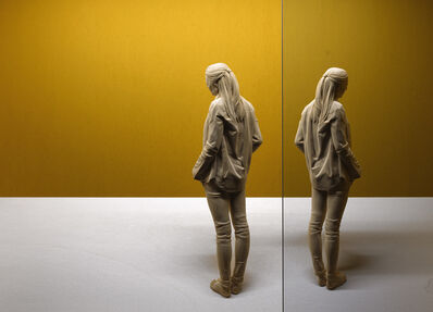 Peter Demetz, 'Reflected Moments XII', 2019