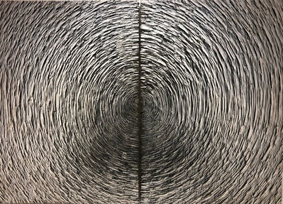 Alfred Haberpointner, 'Centering (W-AZIT)', 2017