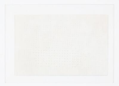Marco Gastini, '511/0', 1974