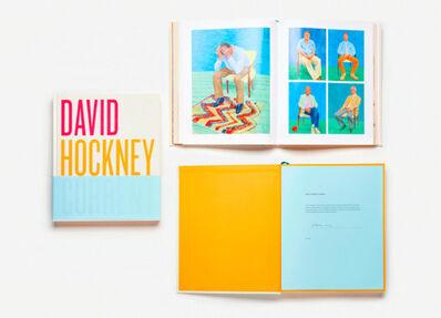 David Hockney, 'Current (Collectors Edition)', 2016