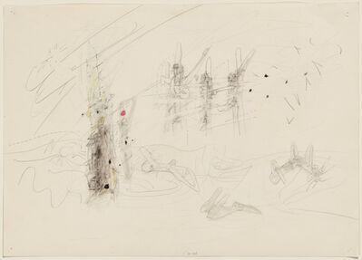 Roberto Matta, 'Untitled (C'Arbol)', ca. 1951
