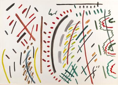 Yuriy Zlotnikov, 'Rhythmic structure'