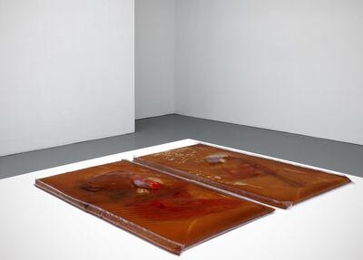 Olga Balema, 'Untitled I / Untitled II', 2014