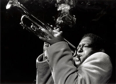 Herman Leonard, 'Fats Navarro, Royal Roost', 1948