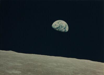 NASA, 'NASA (Crew of Apollo 8 - Bill Anders): Earthrise', 1968