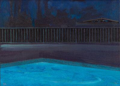 Bruce Kimerer, 'Poolside', 2016