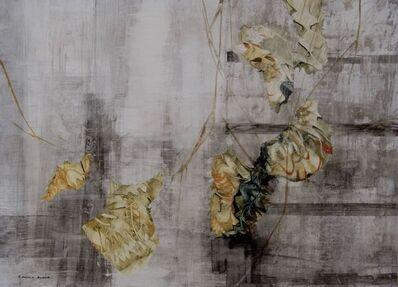 Donald Blake, 'Dry leaves', ca. 1969