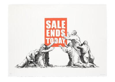 Banksy, 'Sale Ends (V.2)', 2017