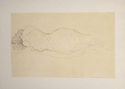 Gustav Klimt, 'Untitled', 1964