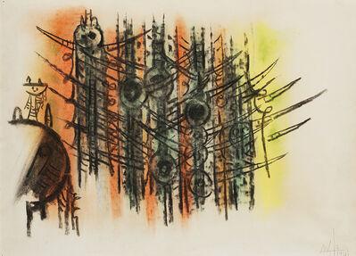 Wifredo Lam, 'Idols', 1960