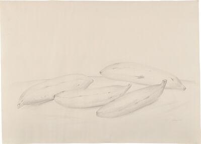 Fernando Botero, 'Nicaragua Banana', 1973