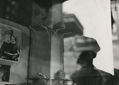 Saul Leiter, 'Toy Shop', 1950s