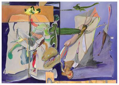 Stefanie Heinze, 'Studio Scenery (Clash of Muses)', 2021