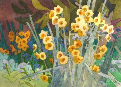 Carolyn Lord, 'Golden Narcissus', N/A