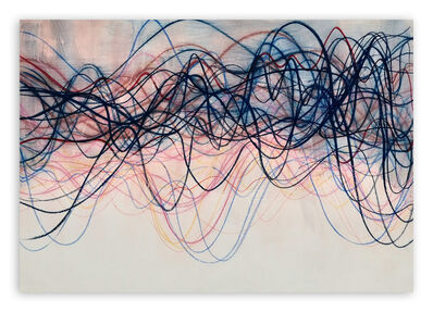 Margaret Neill, 'Destination (Abstract Drawing)', 2019