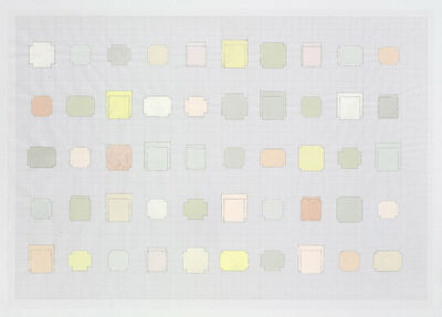 Rachel Whiteread, '50 Spaces', 2010