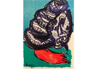 Karel Appel, 'Untitled (Woman)', 1964