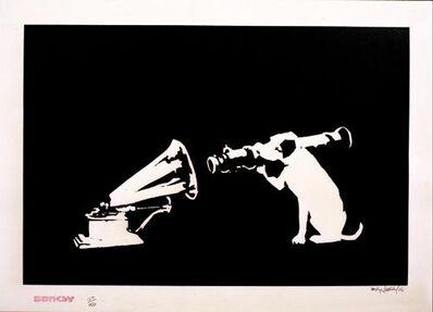 Banksy, 'HMV (Signed Printer's Proof)', 2003