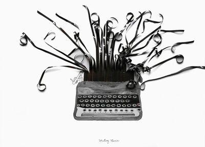 Glenda Leon, 'Writing Music', 2020