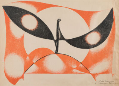 Etienne Beöthy, 'Untitled', 1948