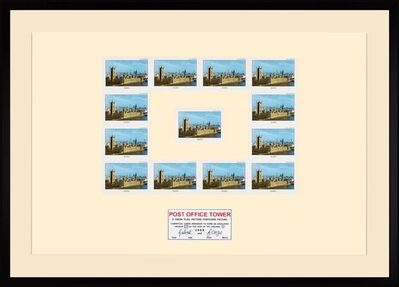 Gilbert and George, 'Post Office Tower', 2009