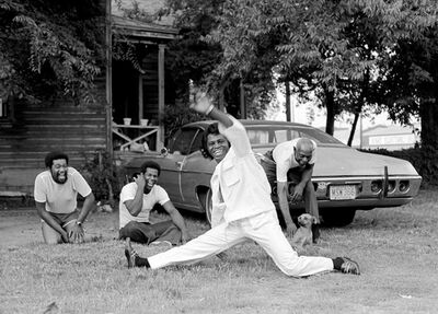 Harry Benson, 'James Brown, Augusta, GA', 1979