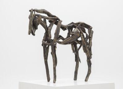 Deborah Butterfield, 'KINO PALUA (dual nature)', 2014