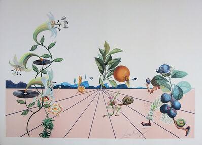 Salvador Dalí, 'Flordali, 1981', 1981
