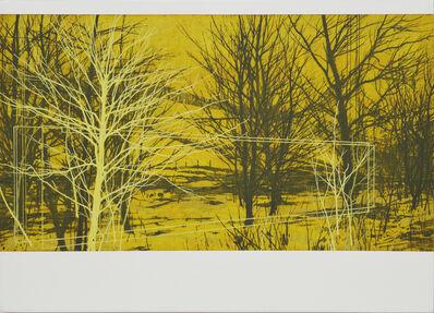 Andrew Mackenzie, 'Flood Wall 1 (yellow)', 2018