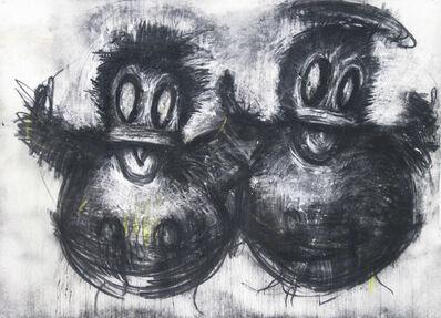 Joyce Pensato, 'Shout', 2007