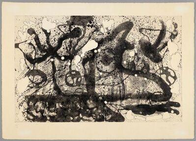 Joan Miró, 'Les Géants', 1960