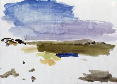 Per Kirkeby, 'Greenland', 1995