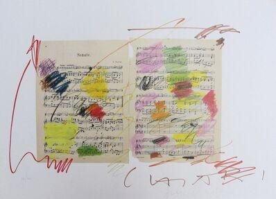 Giuseppe Chiari, 'Fluxus Music'