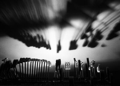Suzie Maeder, 'Piano hammers 1 ', 1993