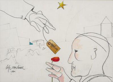 Emilio Tadini, 'Life Machine'