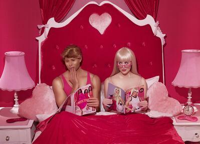 Dina Goldstein, 'Bedroom Magazines', 2011