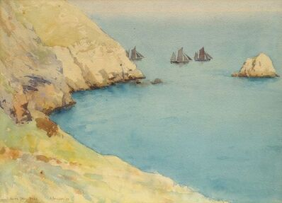 Arthur Briscoe, 'Round Berry Head, near Torquay'