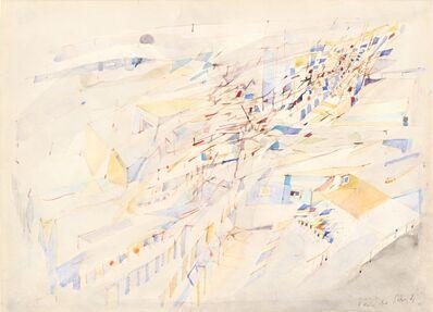 Maria Helena Vieira da Silva, 'Paysage', 1951