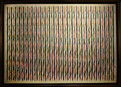 Piero Dorazio, 'Jeu Flamand X', 1963