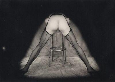 "Pierre Molinier, 'Erotic autoportraits from the series ""Mon Cul""', circa 1965"
