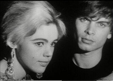 Andy Warhol, 'Andy Warhol, Screen Test of Edie Sedgewick and Kipp Stagg, 1966', 1966