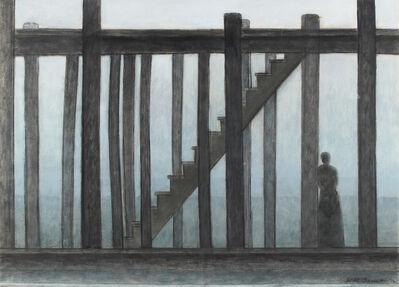 Will Barnet, 'Grand Pier', 1976