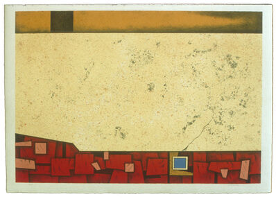 Gunther Gerzso, 'Roja', 1974