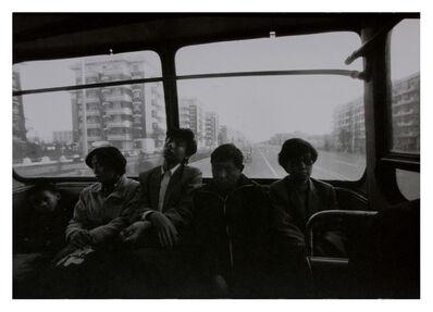 Mo Yi, 'Tossing Bus China 1989 No.4  摇荡的车厢 中国1989 No.4', 1989