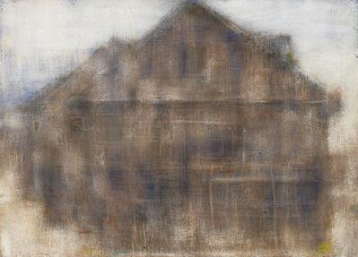 Christian Rohlfs, 'Das schwarze Haus', ca. 1936