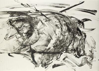 Elaine de Kooning, 'Taurus XIV, Proof H', 1973