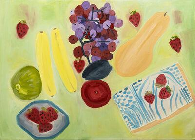 Paola Vega, 'Bananas aplastadas', 2020